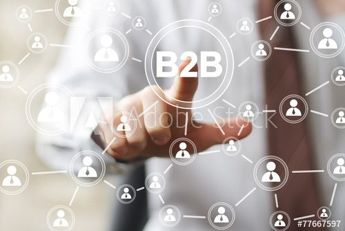Online marketing in B2B